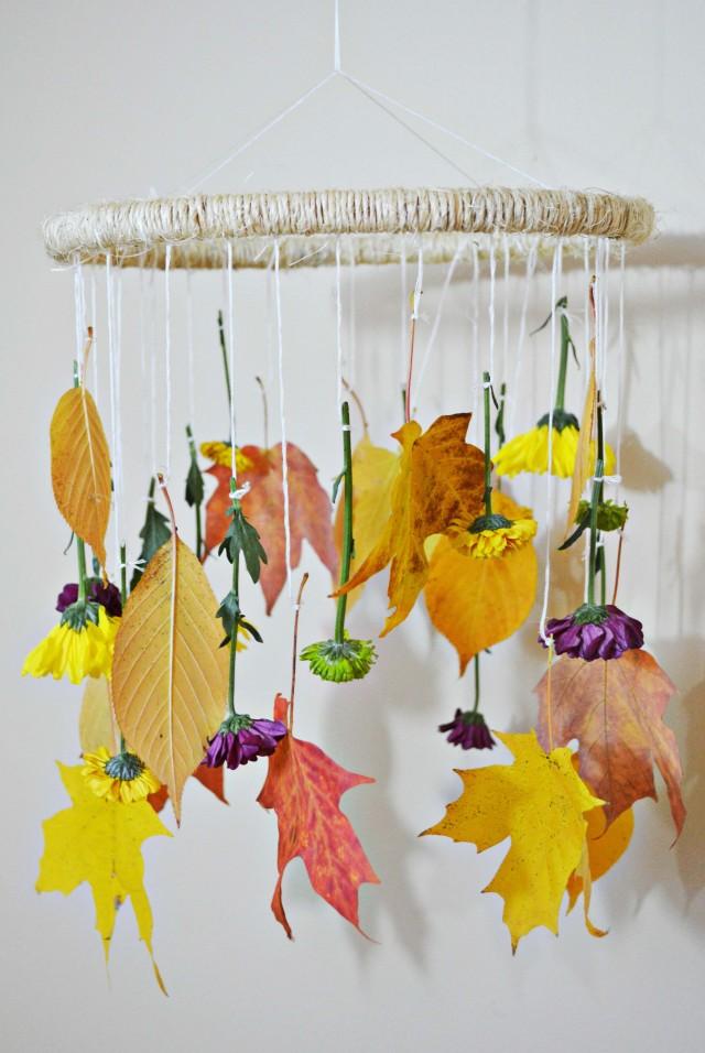20 DIY Fall Leaves