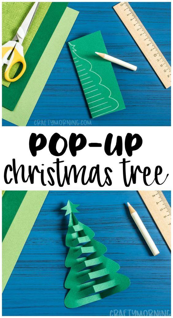 21 Pop-Up Christmas Tree