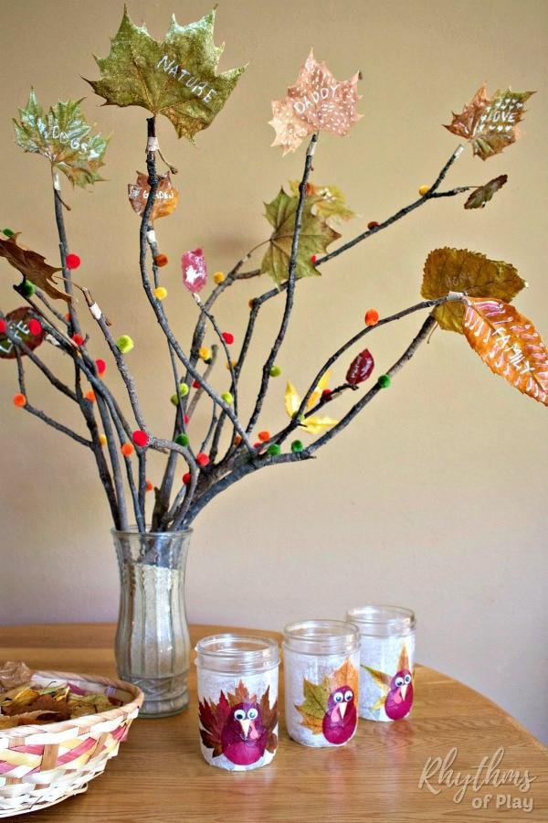 22 Thankful Tree