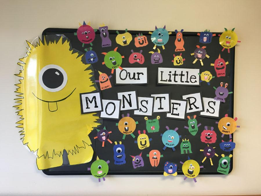 23 Our Little Monsters Softboard