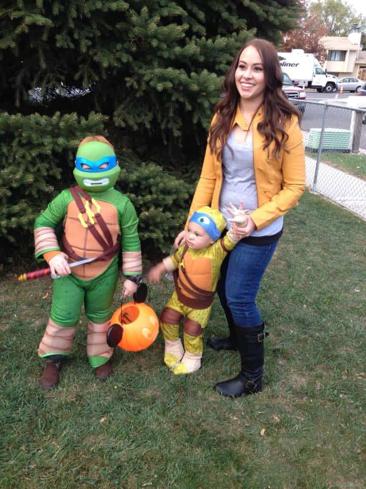 23 TMNT Family Costumes