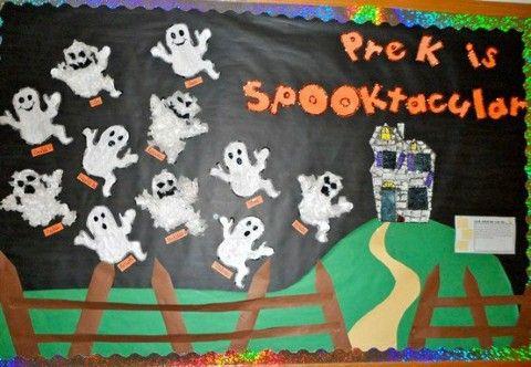 27 PreK is Spooktacular