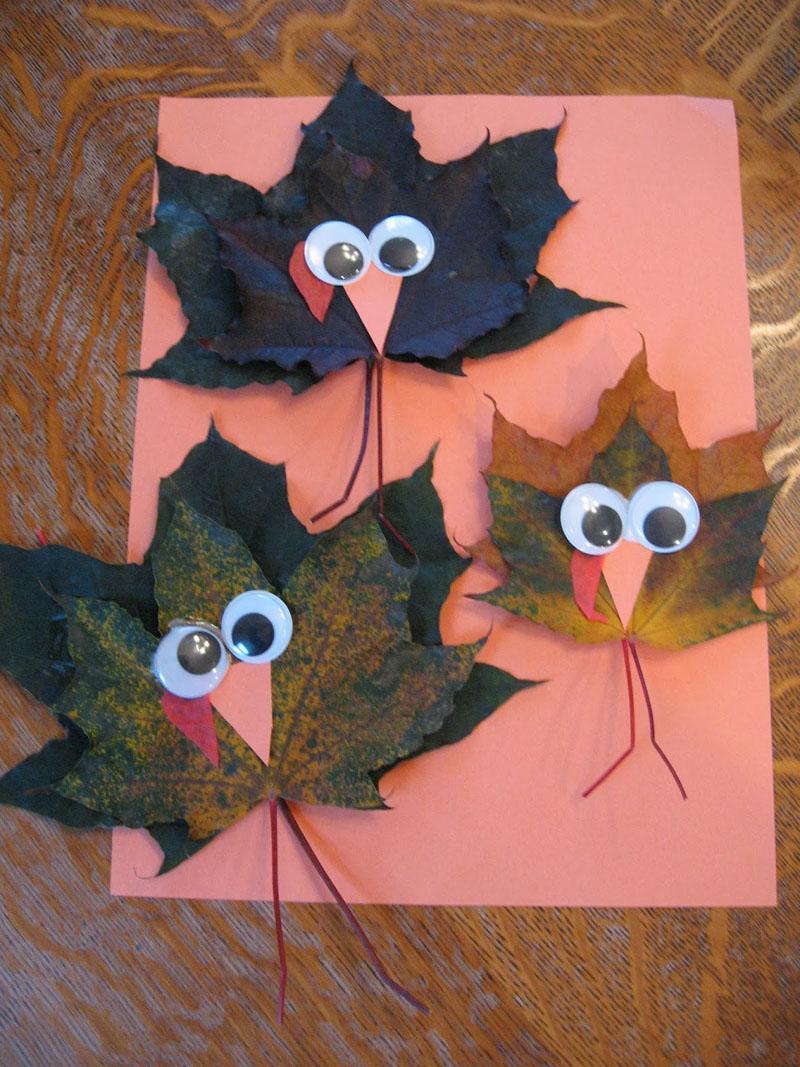 30 Maple Leaf Turkeys