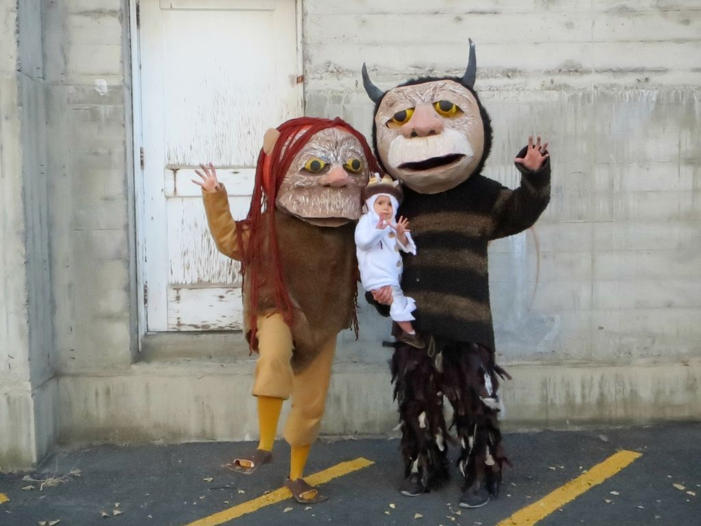 31 Wild Rumpus Family Halloween Costumes