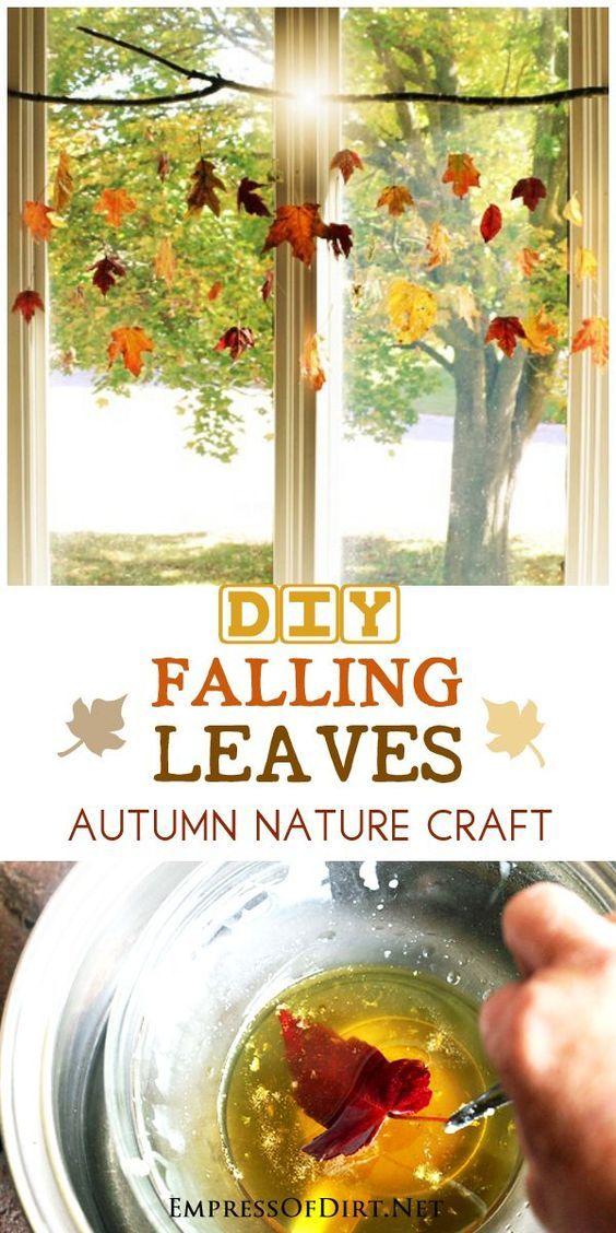 5 Fall Leaf Craft