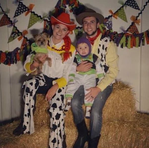 6 Toy Story Family Halloween Costumes
