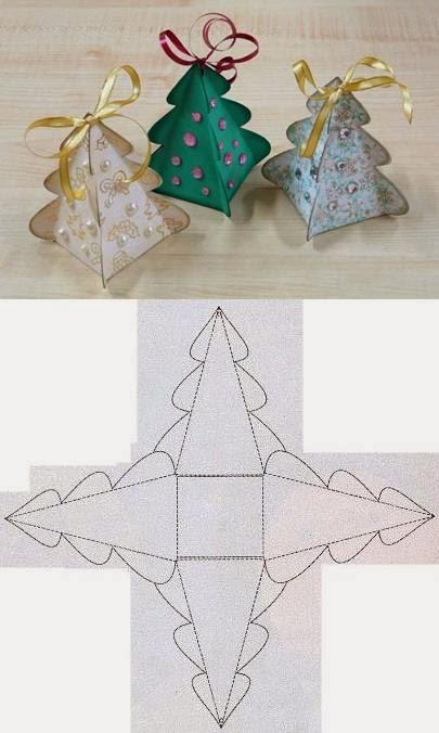 9 DIY Christmas Tree Box