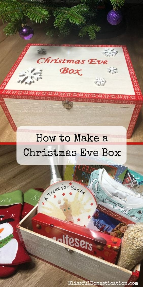 1 Christmas Eve Box