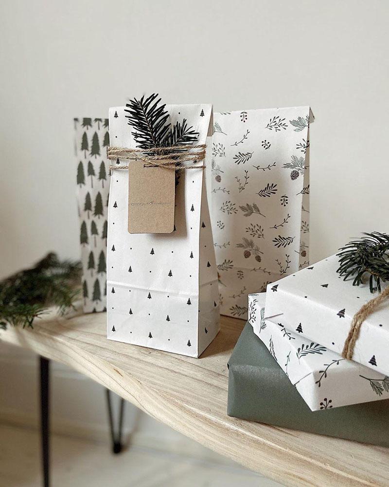 10 Christmas Gift Wrapping