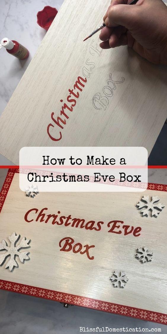 12 Christmas Eve Box