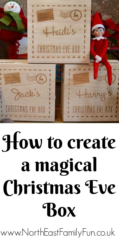 14 Magical Christmas Eve Box