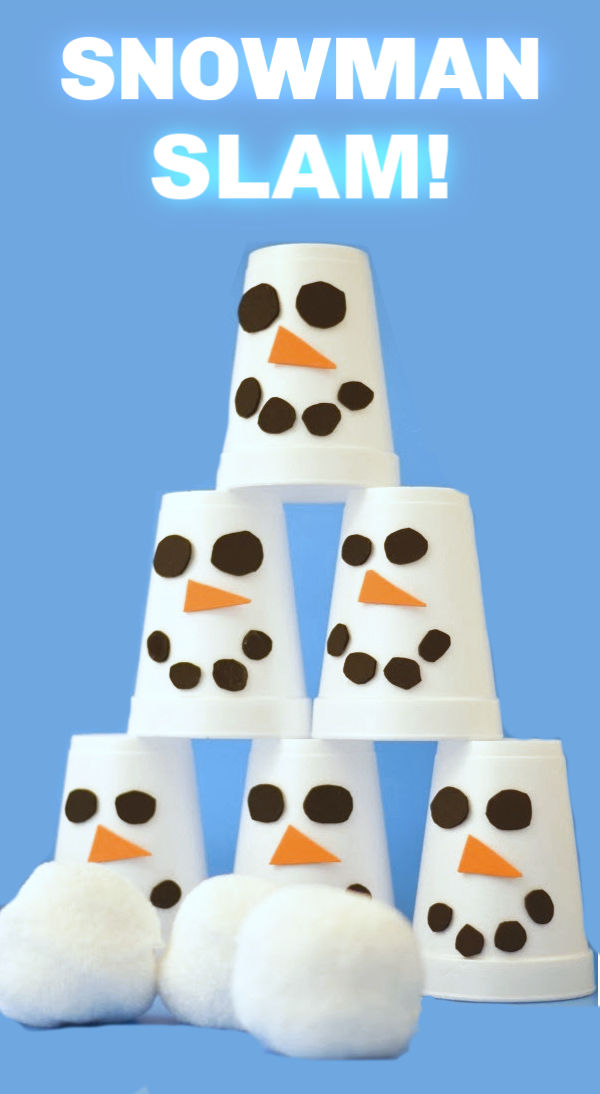14 Snowman Slam