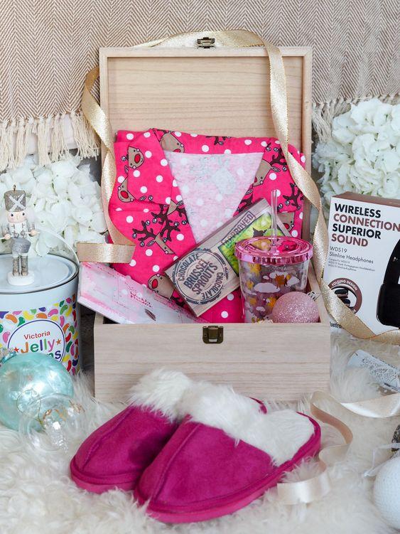 15 Christmas Eve Box Filler Ideas