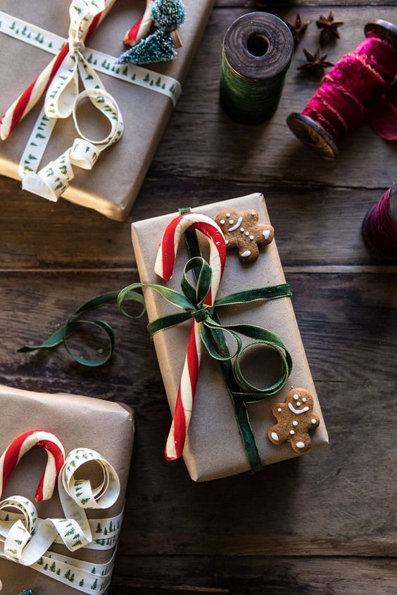 16 Christmas Gift Wrapping Ideas