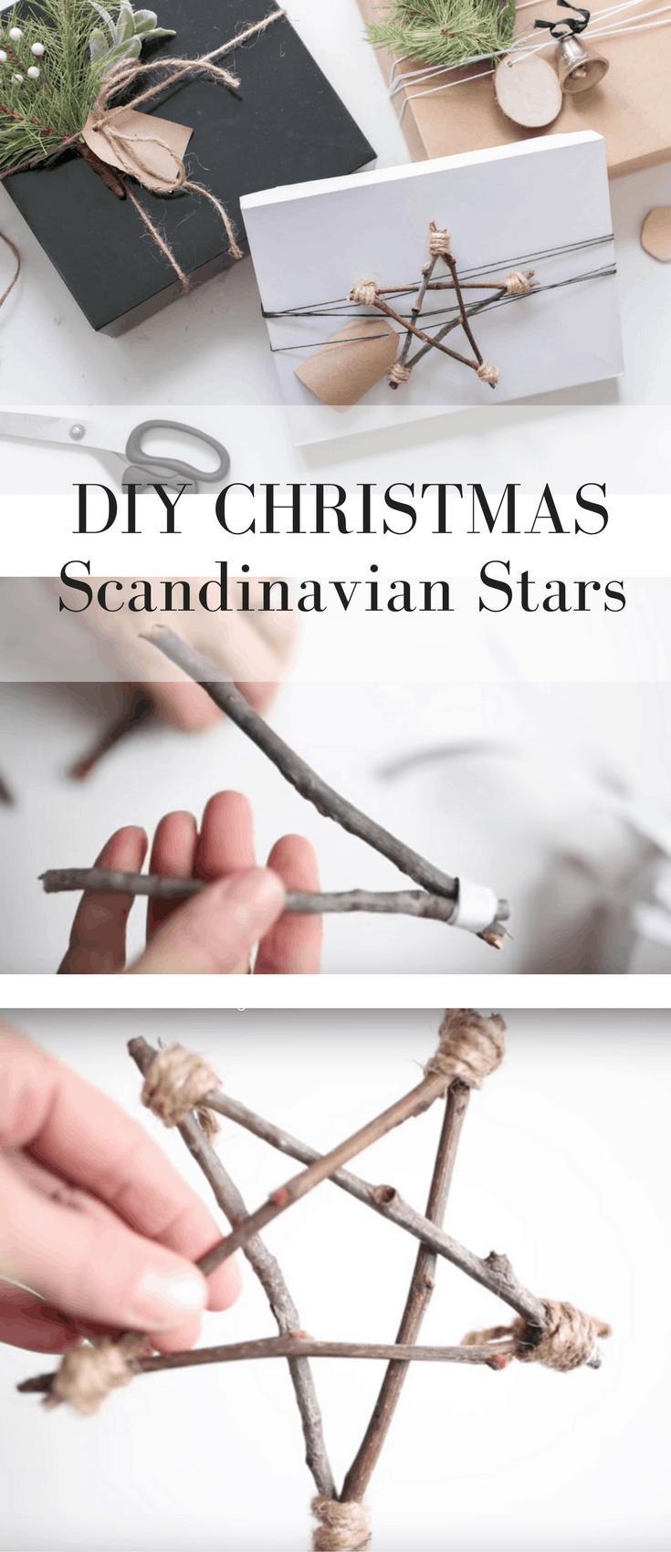 17 DIY Twig Stars