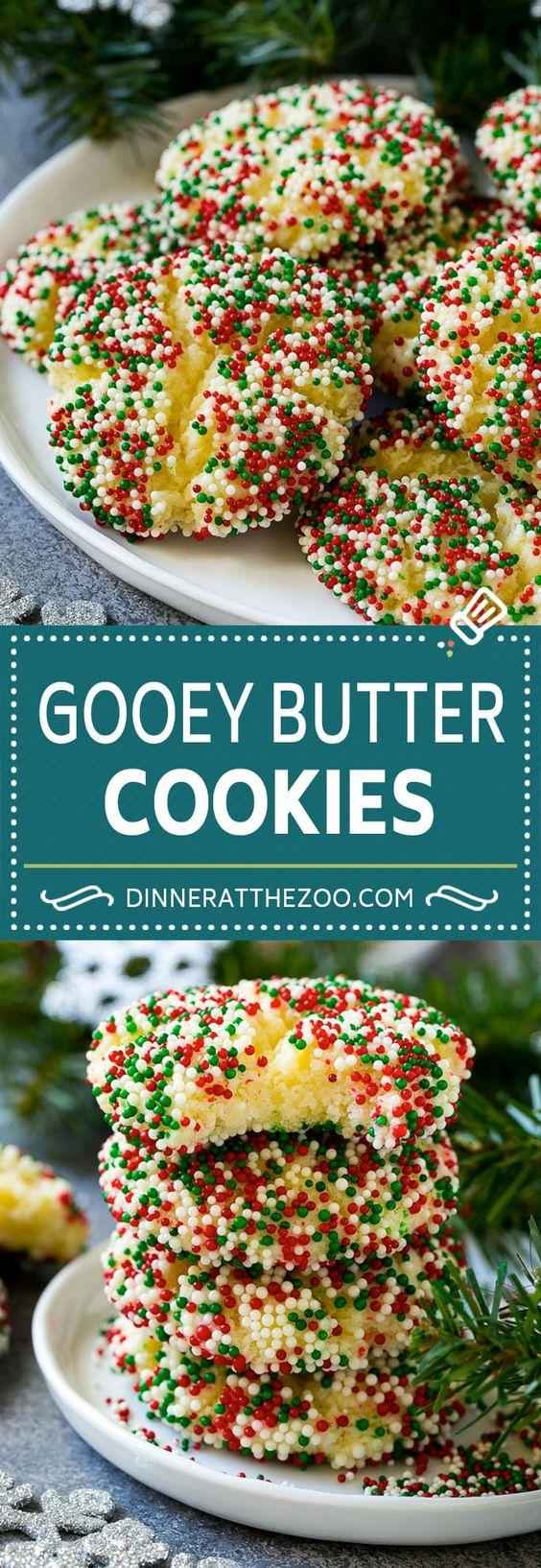 17 Gooey Butter Cookies Recipe