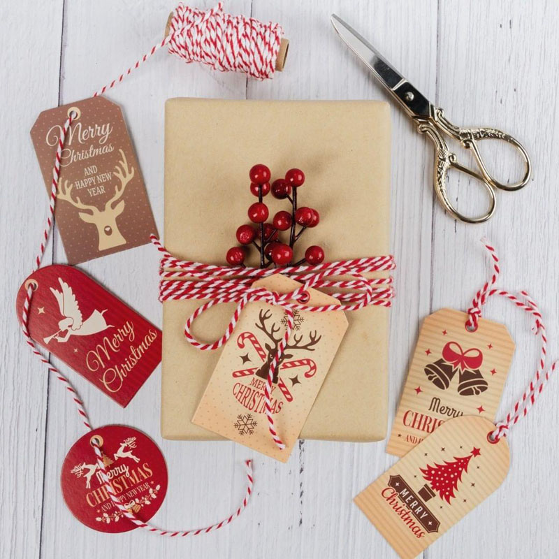 19 Christmas Gift Wrapping Ideas