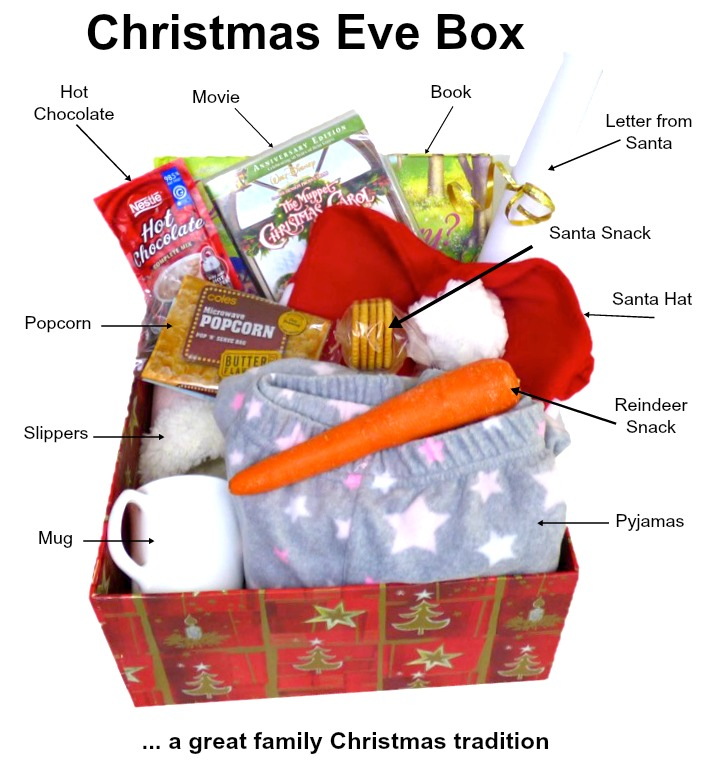 2 Christmas Eve Box