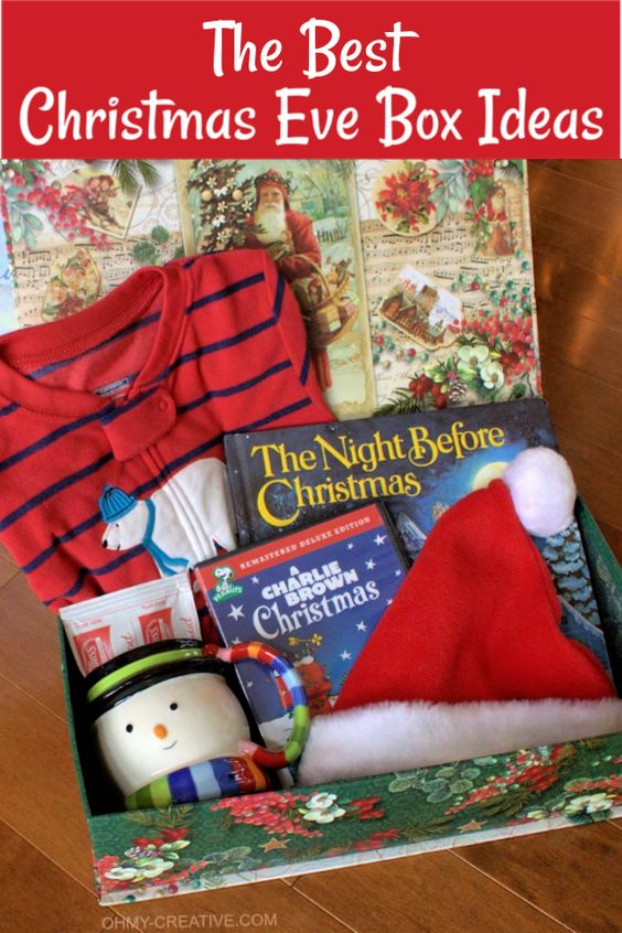 20 Night Before Christmas Box