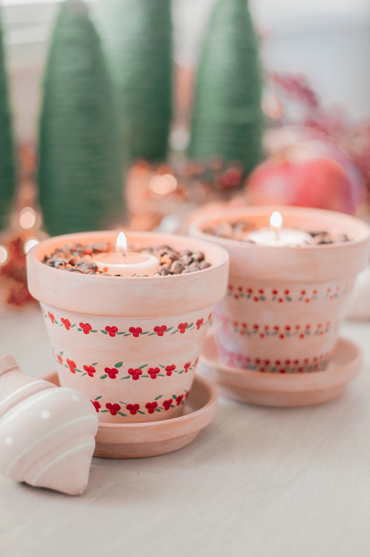 21 DIY Scented Candle