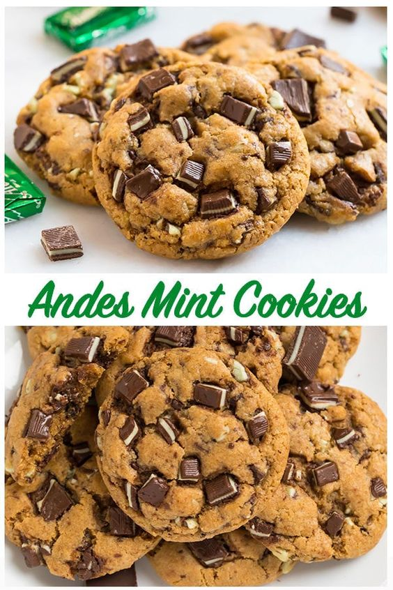 21 Easy Andes Mint Cookies