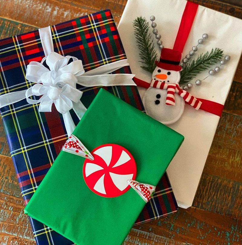22 Christmas Gift Wrapping Ideas