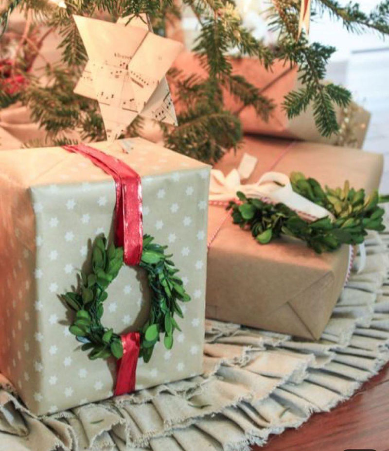 23 Christmas Gift Wrapping Ideas