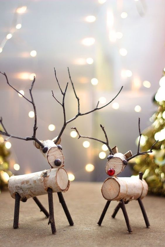 23 Christmas Reindeer Decorations