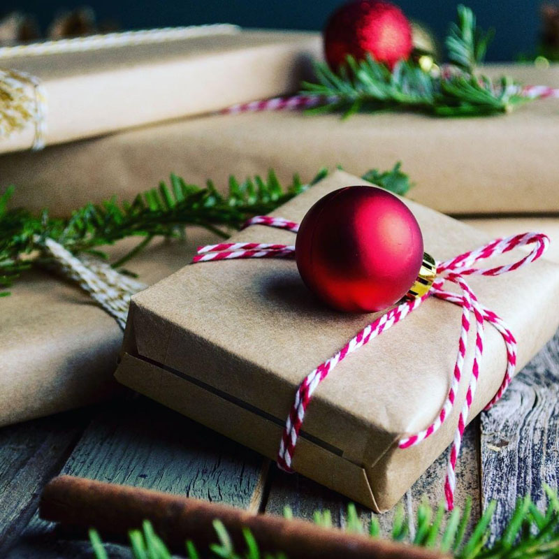 24 Christmas Gift Wrapping Ideas