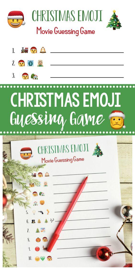24 Fun Christmas Party Games