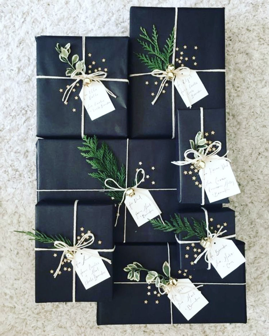 26 Christmas Gift Wrapping Ideas