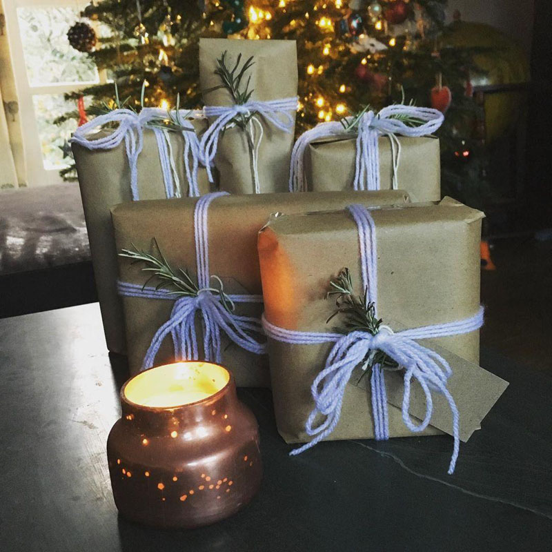 27 Christmas Gift Wrapping Ideas