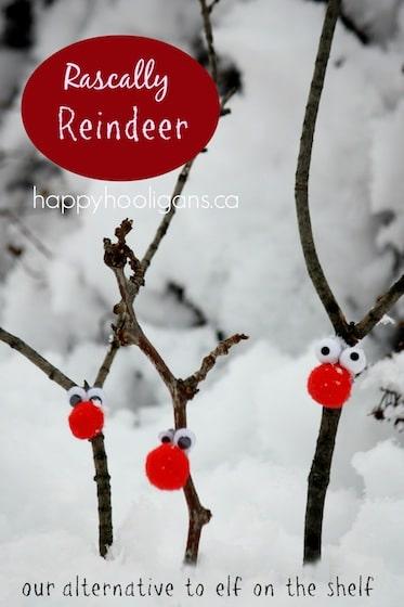 27 rascally reindeer