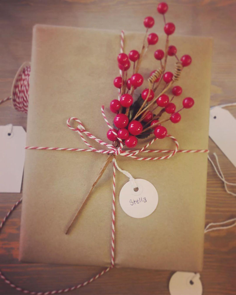 28 Christmas Gift Wrapping Ideas