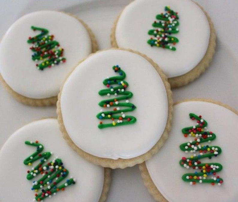 28 Christmas Sugar Cookies