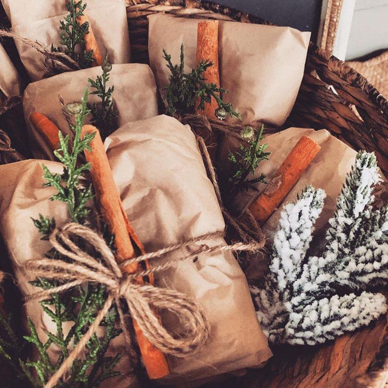 3 Christmas Gift Wrapping