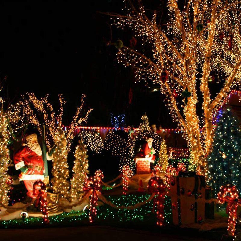 3 Christmas String Lights