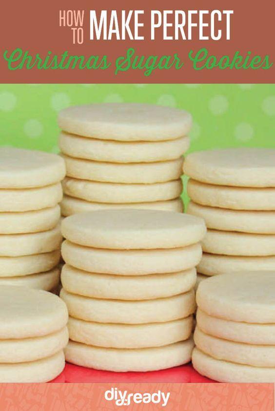 32 Christmas Sugar Cookie Recipe