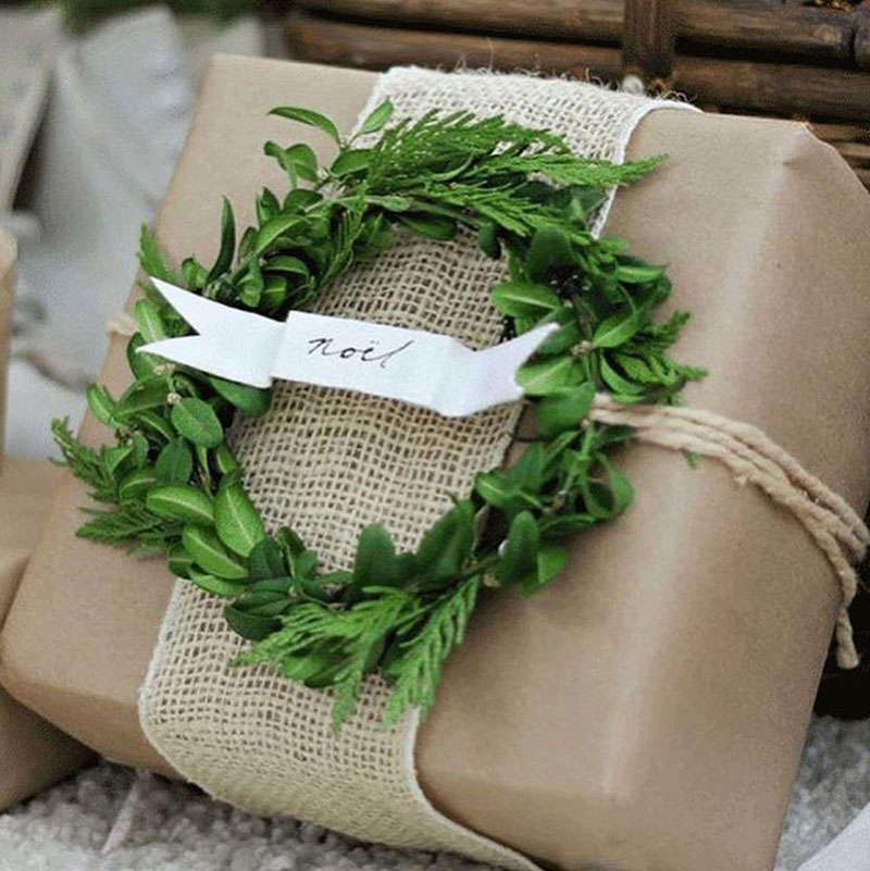 35 Christmas Gift Wrapping Ideas