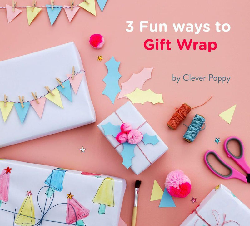 36 Christmas Gift Wrapping Ideas