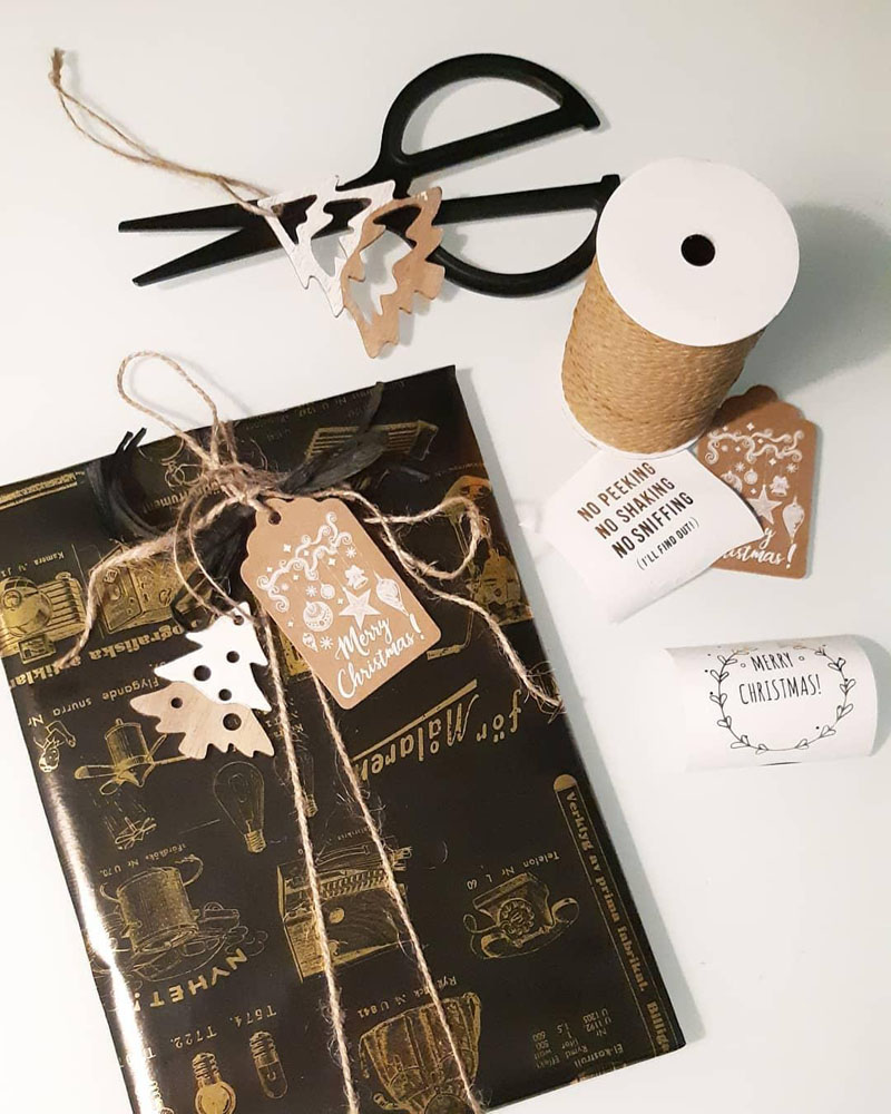 38 Christmas Gift Wrapping Ideas