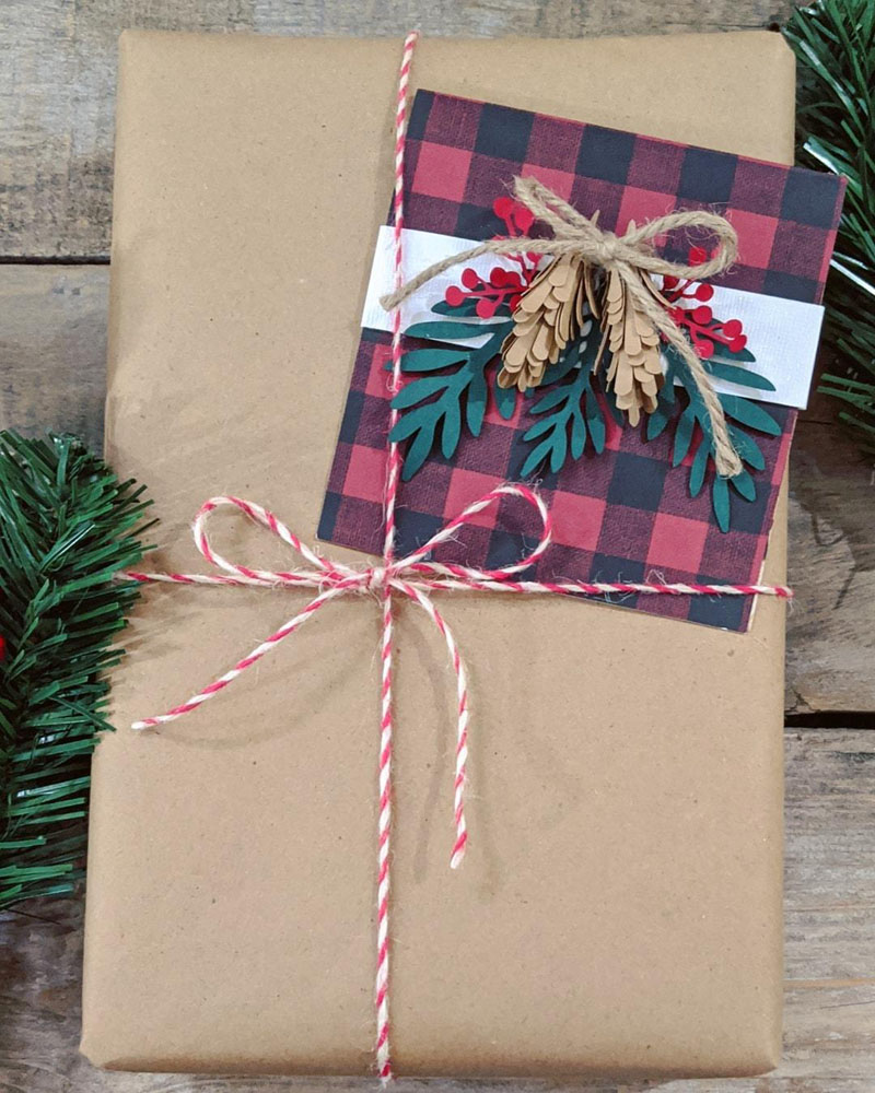 39 Christmas Gift Wrapping Ideas
