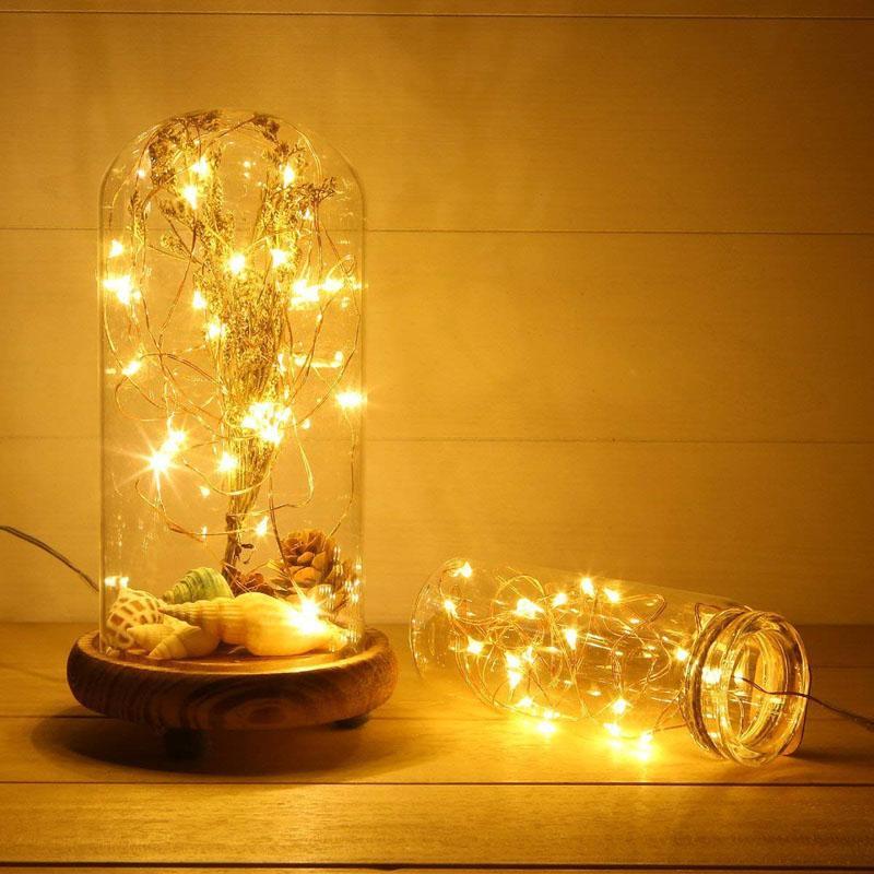 4 Christmas Fairy Lights