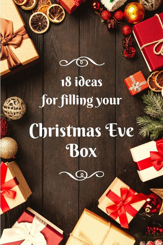 5 filling your Christmas Eve Box