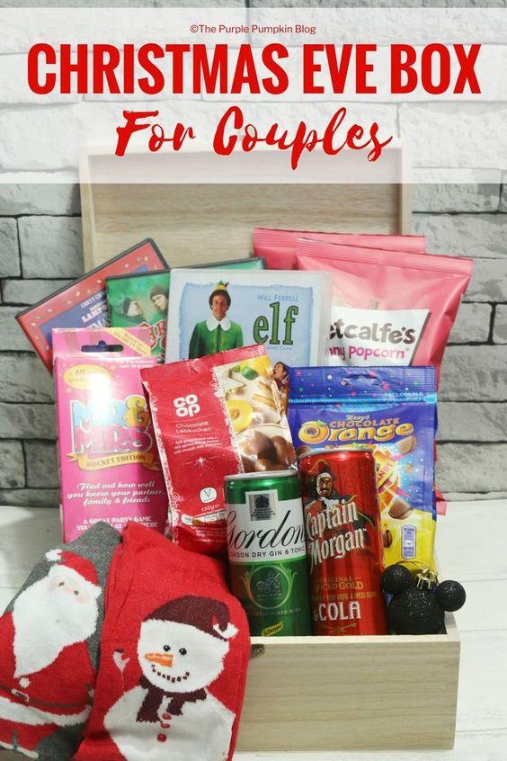 6 Christmas Eve Box For Couples