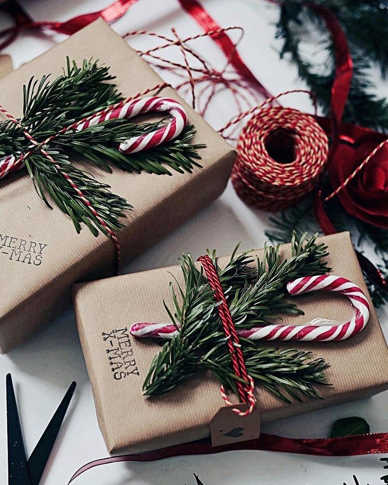 6 Christmas Gift Wrapping