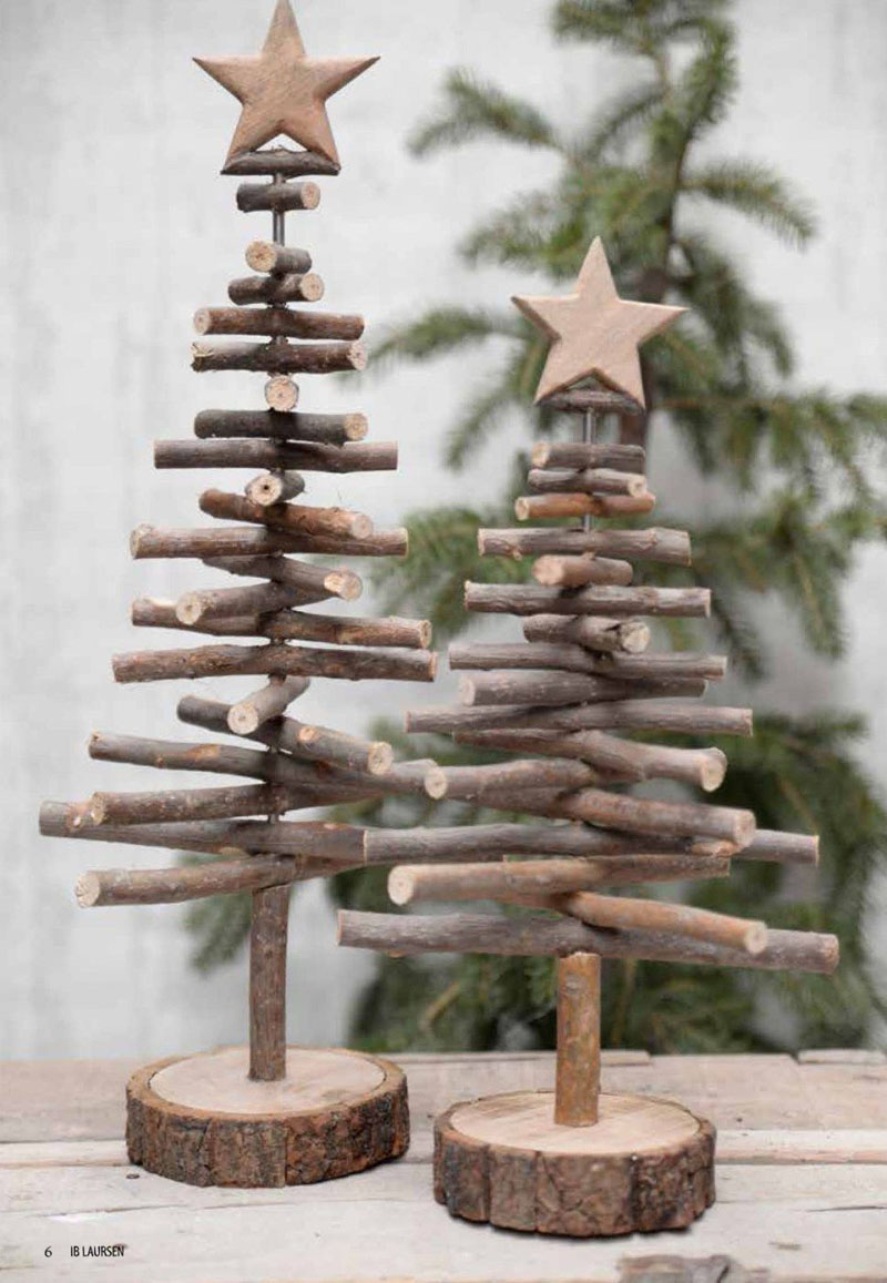 7 Twig Christmas Tree