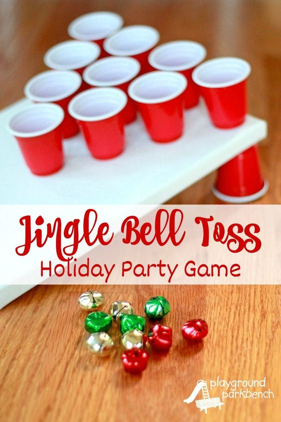 8 Jingle Bell Toss