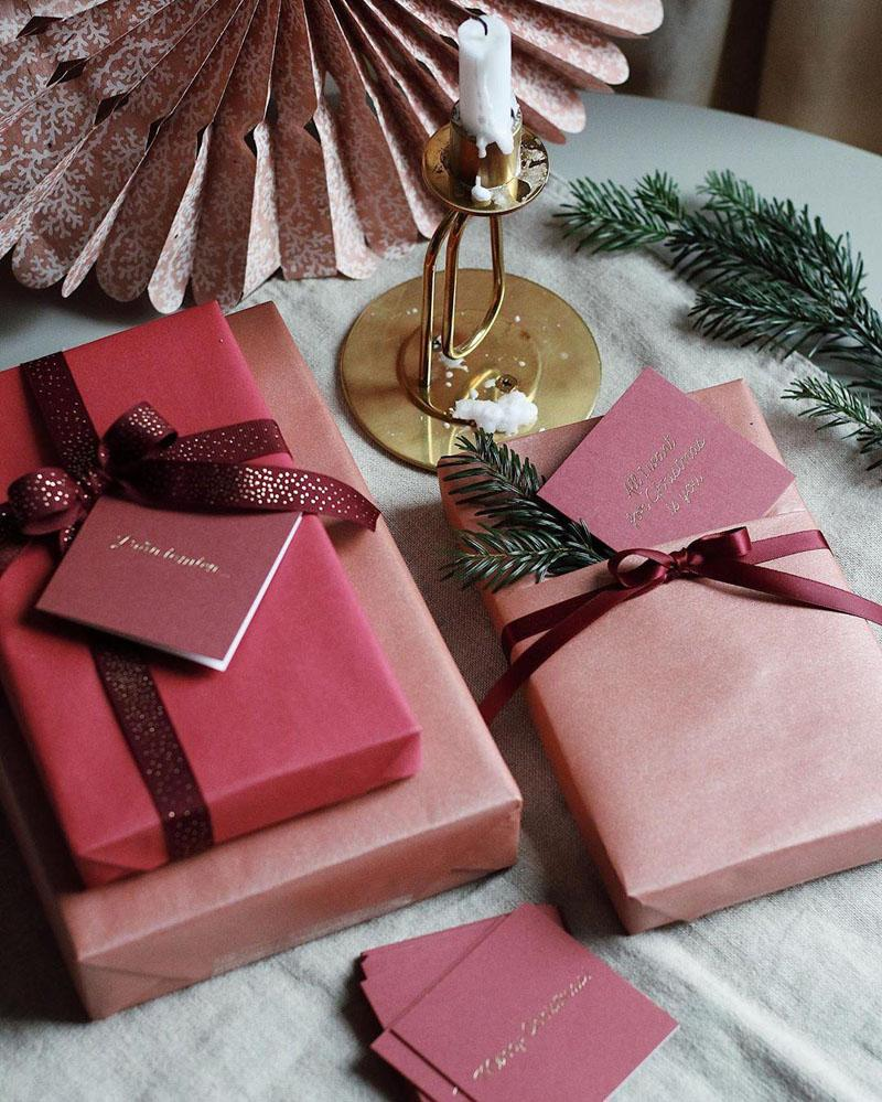 9 Christmas Gift Wrapping