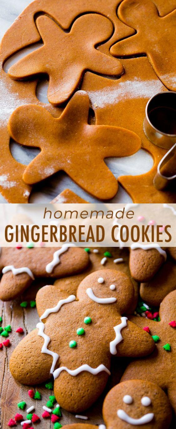 9 Gingerbread Cookies
